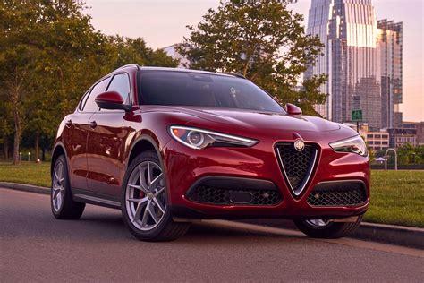 2018 Alfa Romeo Stelvio Suv Pricing  For Sale Edmunds