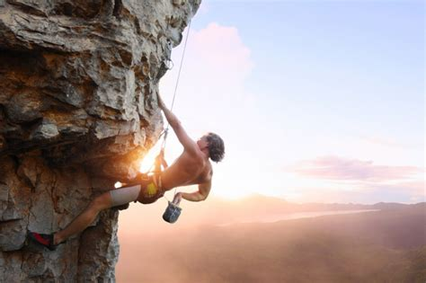 Best Places Rock Climb Nerve Rush
