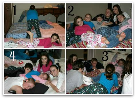 christmas slumber party december 2008 toot sweet 4 two