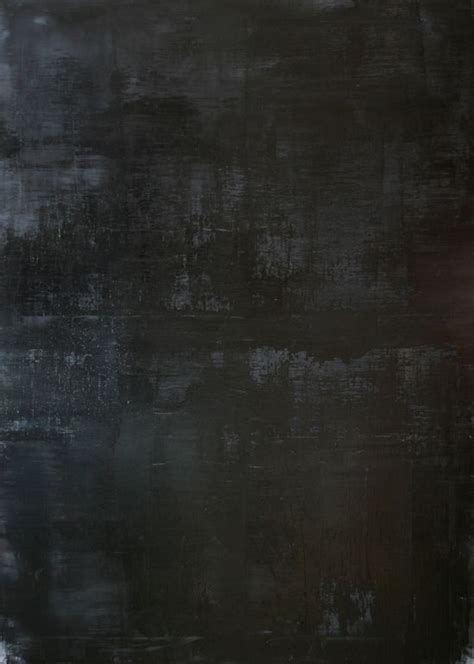 Abstract Painting On Black Background by Abstract N 176 783 Coal Dust Viii Koen Lybaert Abstract