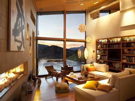 gemuetliches wohnzimmer gestalten  bilder archzinenet