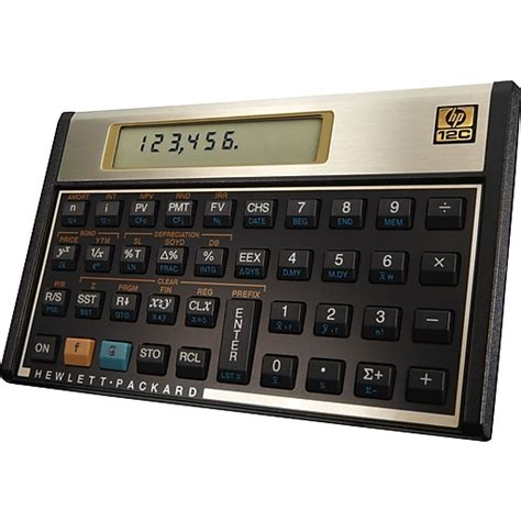 HP 12C 10 Digit Financial Calculator at Staples