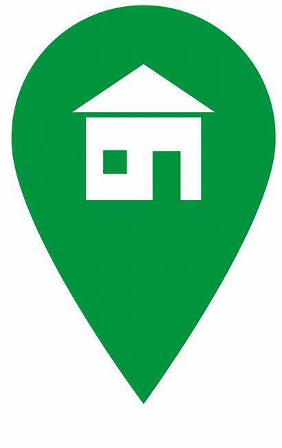 Icon Location Icons Google Clipart Clip Map