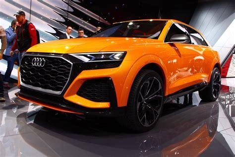 Audi Q8 Sport Concept Debuts At Geneva Motor Show