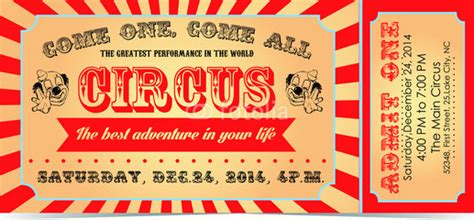 carnival ticket template 6 best images of carnival ticket blank template circus carnival birthday ticket
