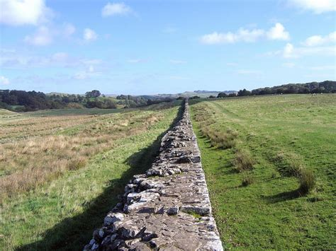 Hadrians Wall Walks And Other Walks In The Region