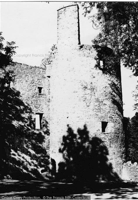 Monymusk, Pitfichie Castle 1949 - Francis Frith