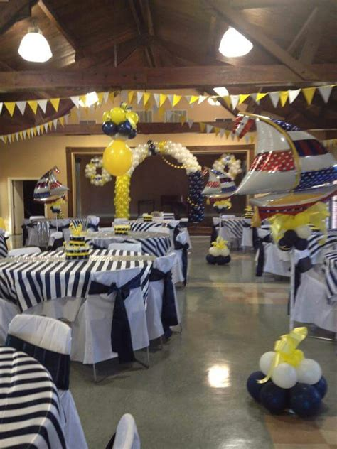 nautical themed baby shower sheila moodys balloons