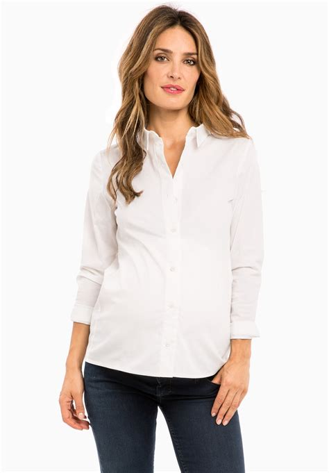 pregnancy blouses maternity blouse polly