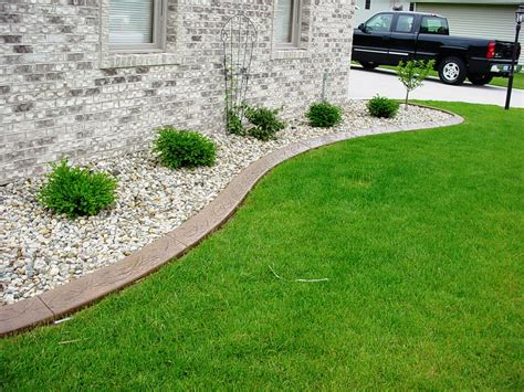 hot landscape borders edging ideas  garden landscape