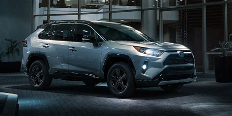 Toyota Rav 4 New by 2019 Toyota Rav4 Revealed Photos