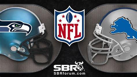 nfl football picks  week  seattle seahawks