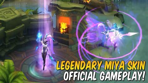Miya Modena Butterfly Gameplay! Impresionantes Efectos! Mobile Legends!