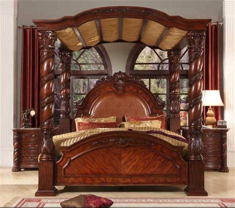 king poster beds bisini product wood bedroom set solid wood luxury king