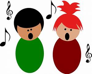 Children Singing Clip Art at Clker.com - vector clip art ...
