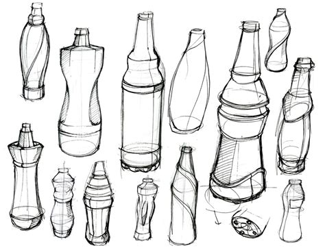 product design sketches wine spirits all american containers