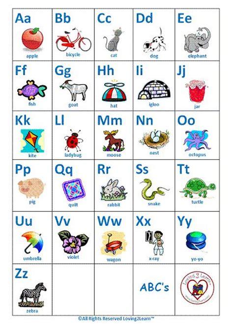 awesome abcs chart  print  wwwlovinglearncom