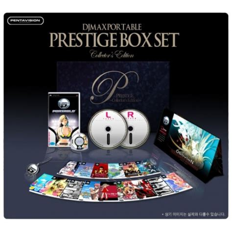 Collectorsedition.org » Dj Max Portable Prestige Box Set