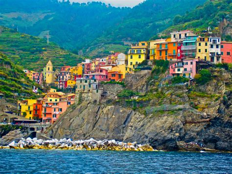 Honeymoon Spotlight Cinque Terre Italy Best Day Ever
