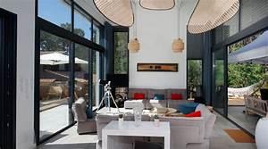 Une Maison Design En Haut De La Dune