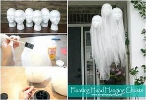 Décoration Fait Maison : decoration halloween fait maison en papier ~ Carolinahurricanesstore.com Idées de Décoration