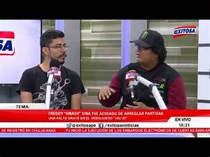 Entrevista A 39Smash39 En Contacto ATV Doovi