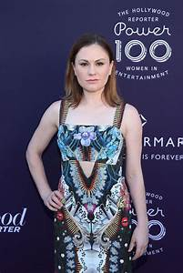 ANNA PAQUIN at Hollywood Reporter's 2017 Women in ...