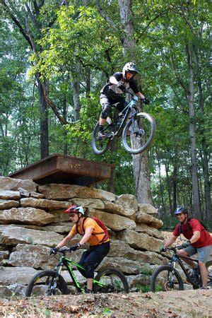 coler mountain bike preserve  thrilling addition