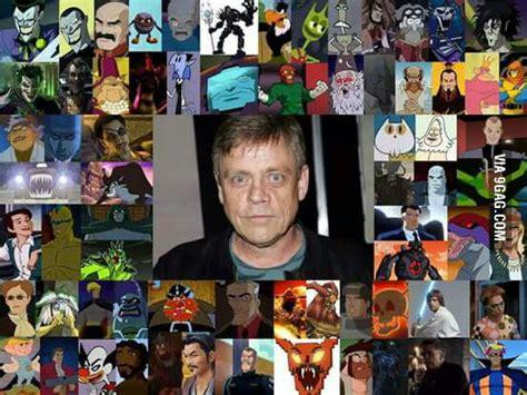 mark hamill voices the many voices of mark hamill 9gag