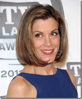 Ideāli matu griezumi sievietēm vecumā pēc 50 « Tikšanās ...