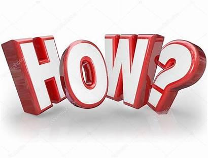 Question Word Mark 3d Answer Seeking Explanation