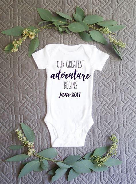 unique pregnancy announcement ideas