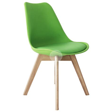 oslo dining chair green