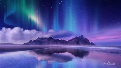Aurora Borealis Lights Northern Wallpapers Nature 4k