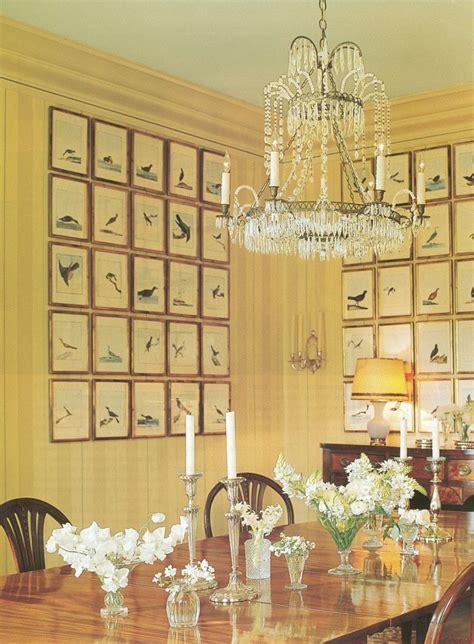 Furniture Decoration by Botanical Prints