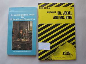 Dr Jekyll And Mr Hyde By Robert Louis Stevenson Plus