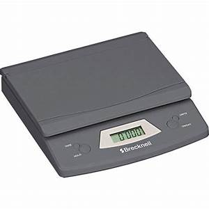 brecknell electronic postal shipping scale 25lb With letter scales at walmart