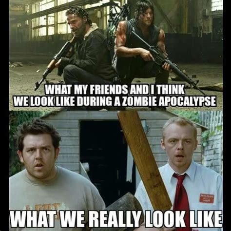 Shaun Of The Dead Meme - 121 best images about xombie stuff on pinterest rockabilly dead on arrival and horror