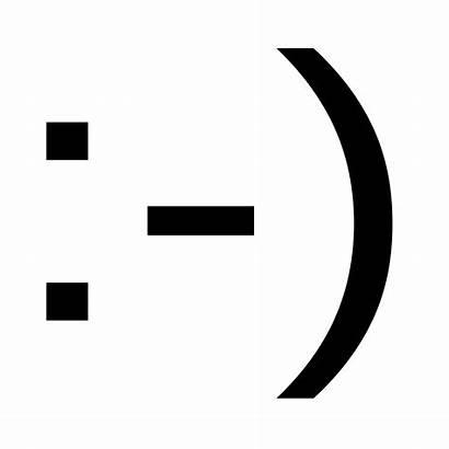 Emoticon Wikipedia Face Smile Wiki Svg