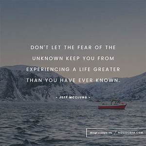 Fear, Of, The, Unknown, How, To, Overcome, It