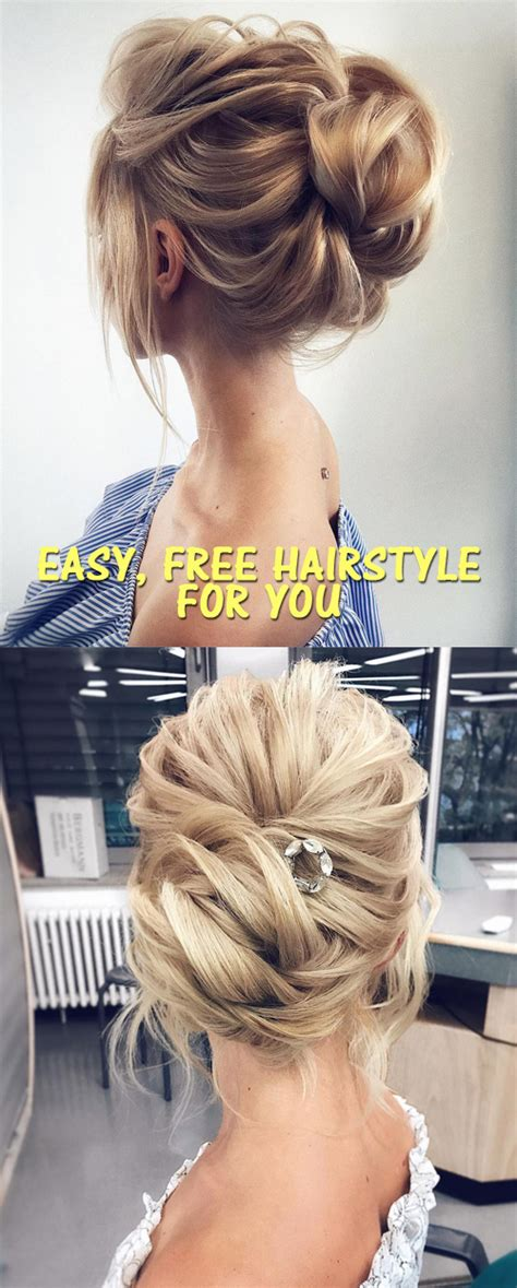 easy  hairstyle   good house wife