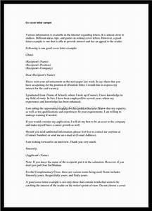 best good cover letter for resume letter format writing With best resume cover letter ever