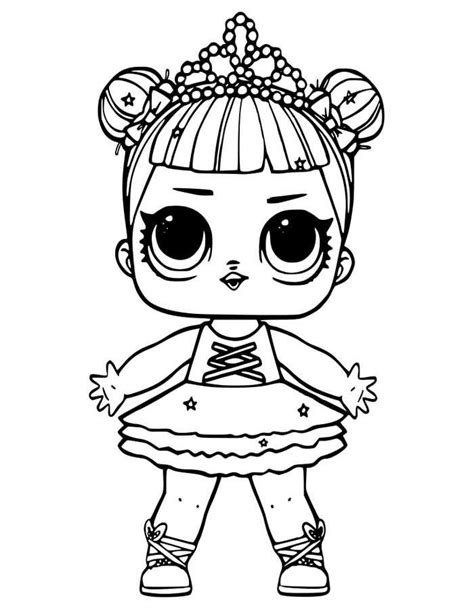 printable lol doll coloring pages unicorn coloring pages