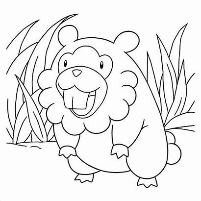 Pokemon Coloring Pages Pearl Diamond Printable Colouring