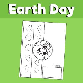 earth day paper crown  minutes  quality time