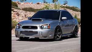 2005 Subaru Impreza Wrx Sti 450hp   18lbs Boost
