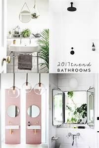 Interior Trends 2017 : interior trends small bathroom trends 2017 ~ Frokenaadalensverden.com Haus und Dekorationen