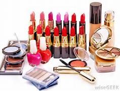 cosmetics door to ...