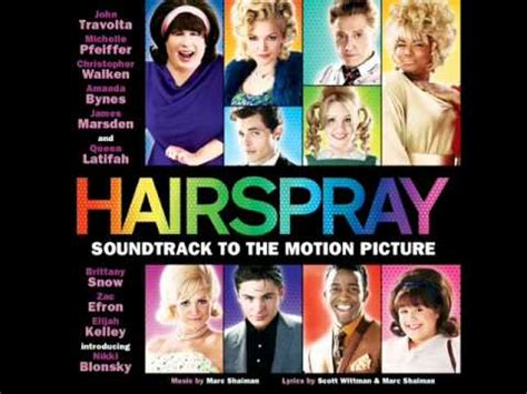 hairspray  lovewmv youtube