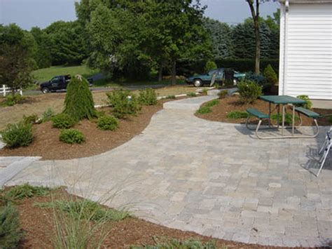 concrete paver patio patio pavers ct concrete patio contractors in